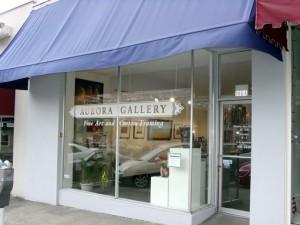 Aurora Gallery Storefront
